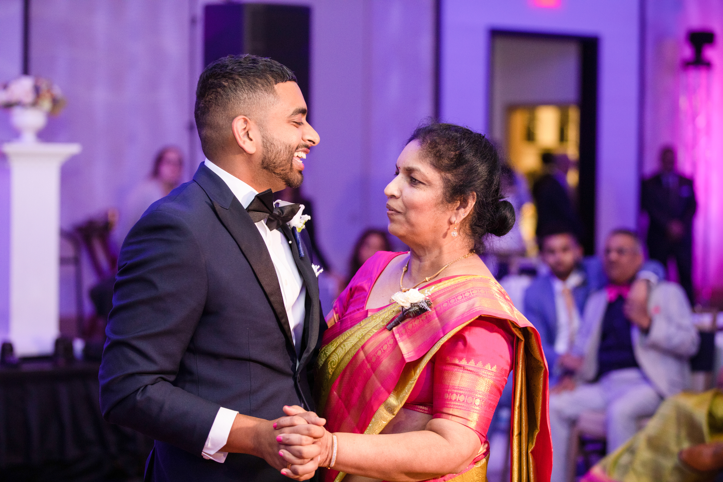 Mother&Son dance