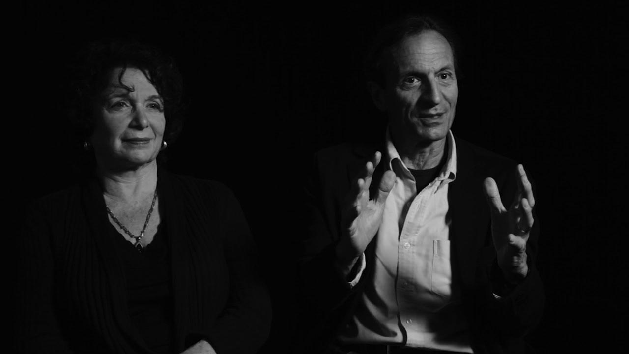 Nancy Lunney-Wheeler,  Senior Advisor  and Gordon Wheeler,  President The Esalen Institute