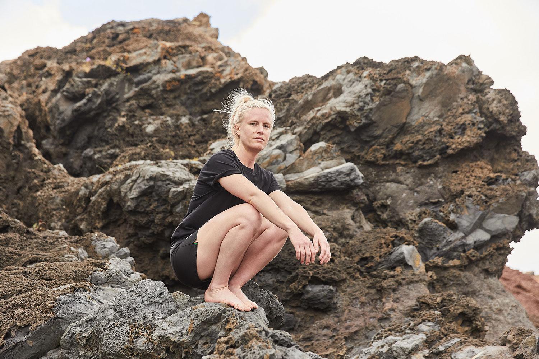 Jennifer Asp  - Trail runner - Vivobarefoot ambassador