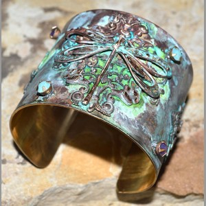Elaine Coyne Dragonfly cuff.jpg