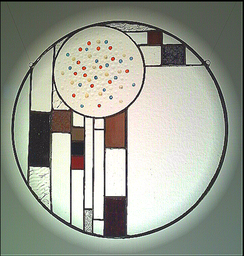 Stained glass Untitled II