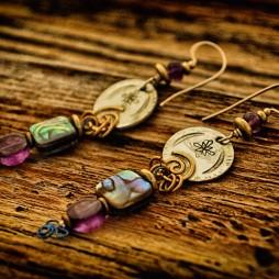 """""""Build Intimacy"""" earrings"""