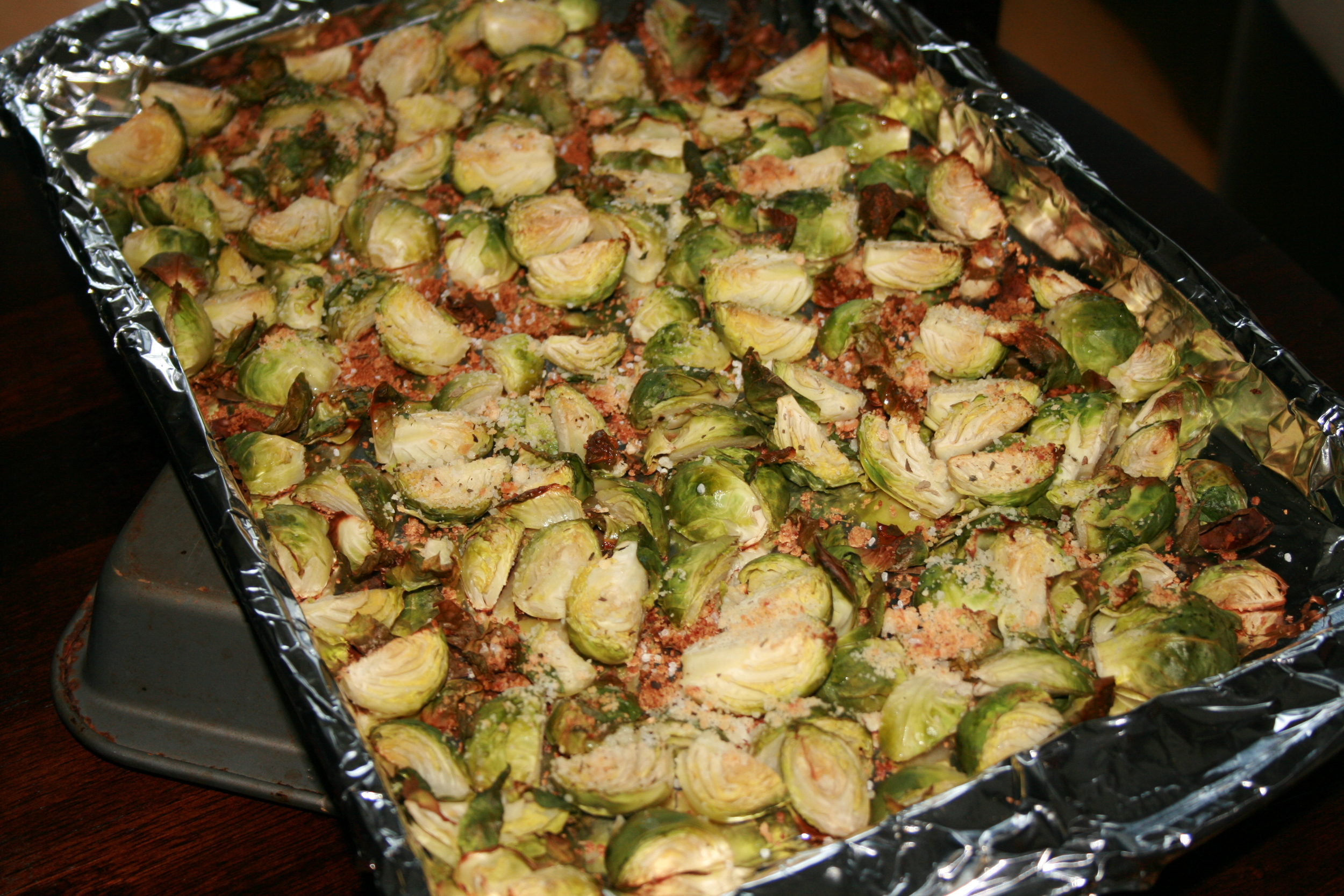 Brusselssproutsbrowned