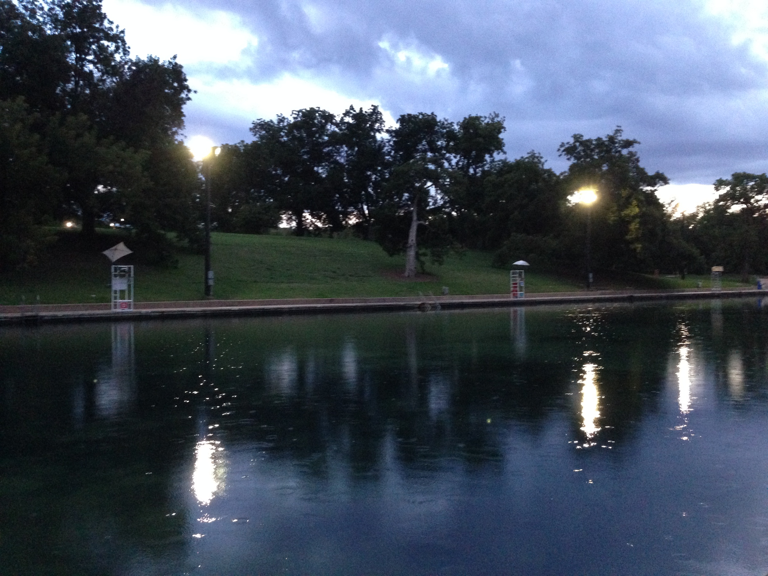 Barton Springs, in Austin, Texas. Can this place get prettier?
