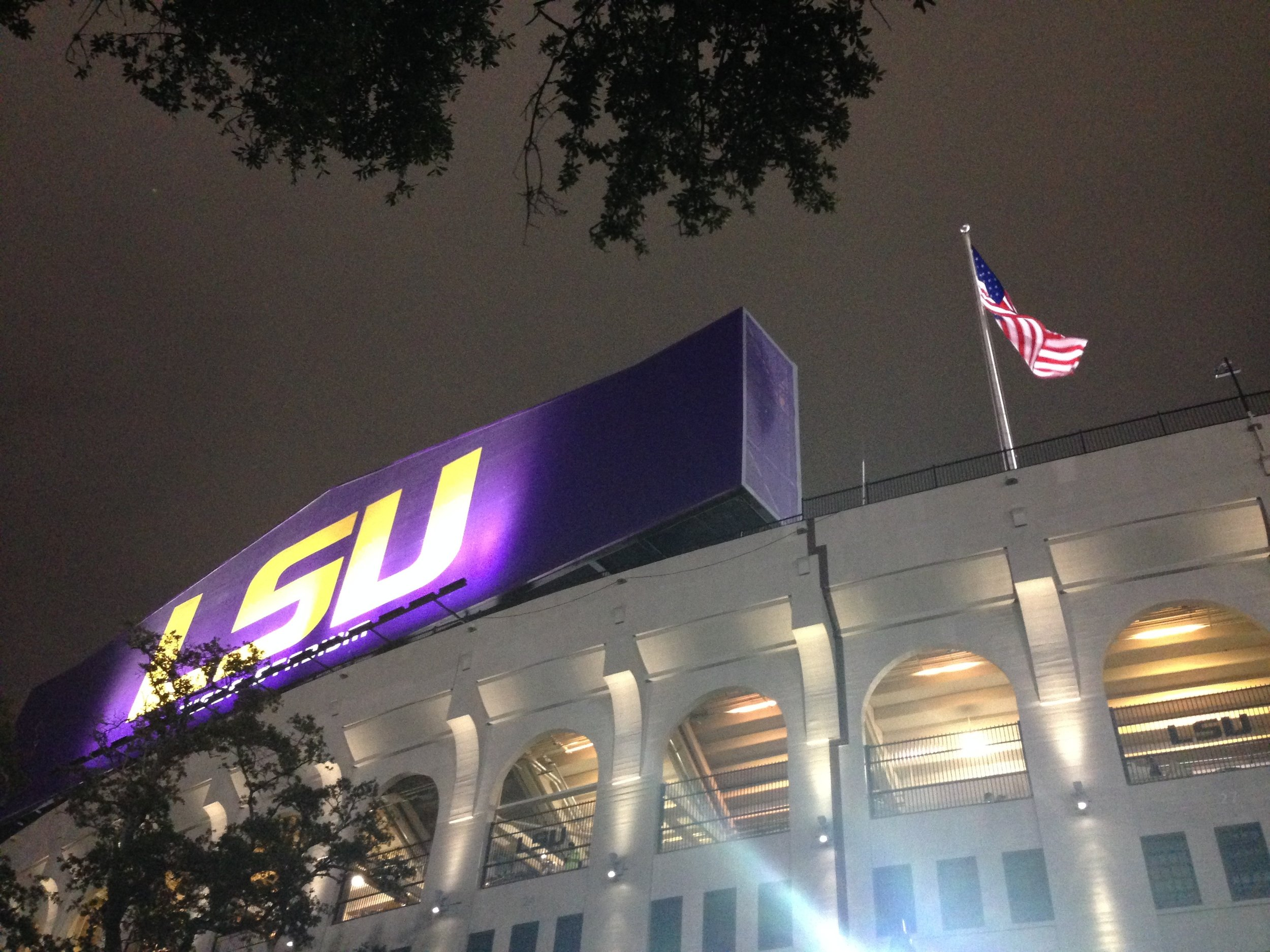 Tiger Stadium LSU