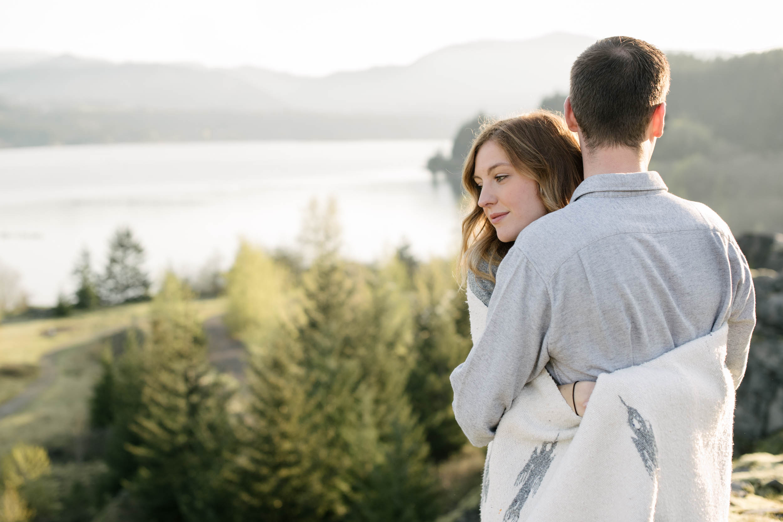 PORTLAND ENGAGMENT PHOTOS