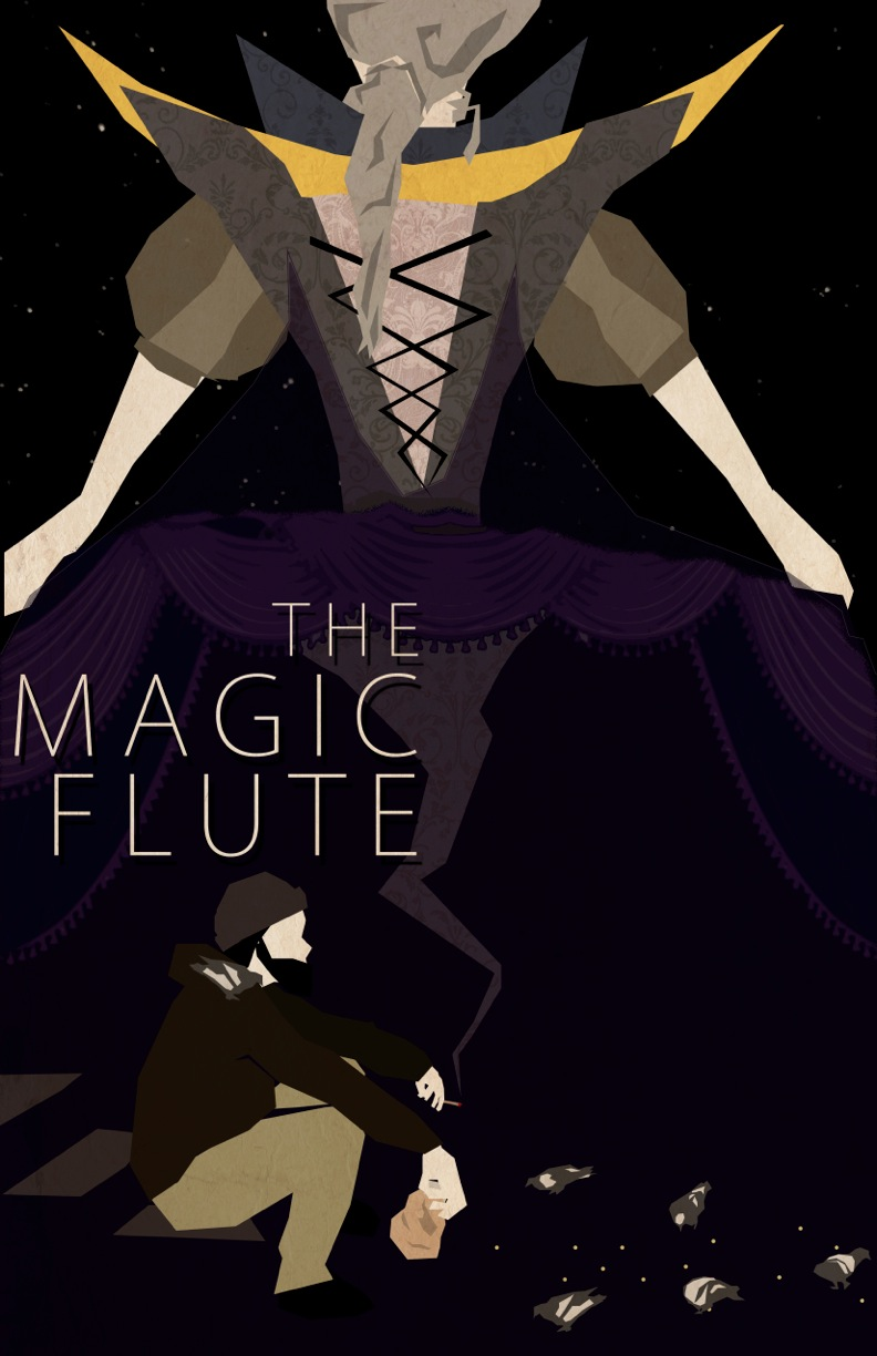 Mozart's TheMagic Flute   7:30pm May 8 & 9,  2015    2:00pm May 10, 2015   a collaboration with UW School of Music.  Tickets: $65 Seniors: $40 Under 25: $25 Children 7 - 12 free with accompanying ticketed adult