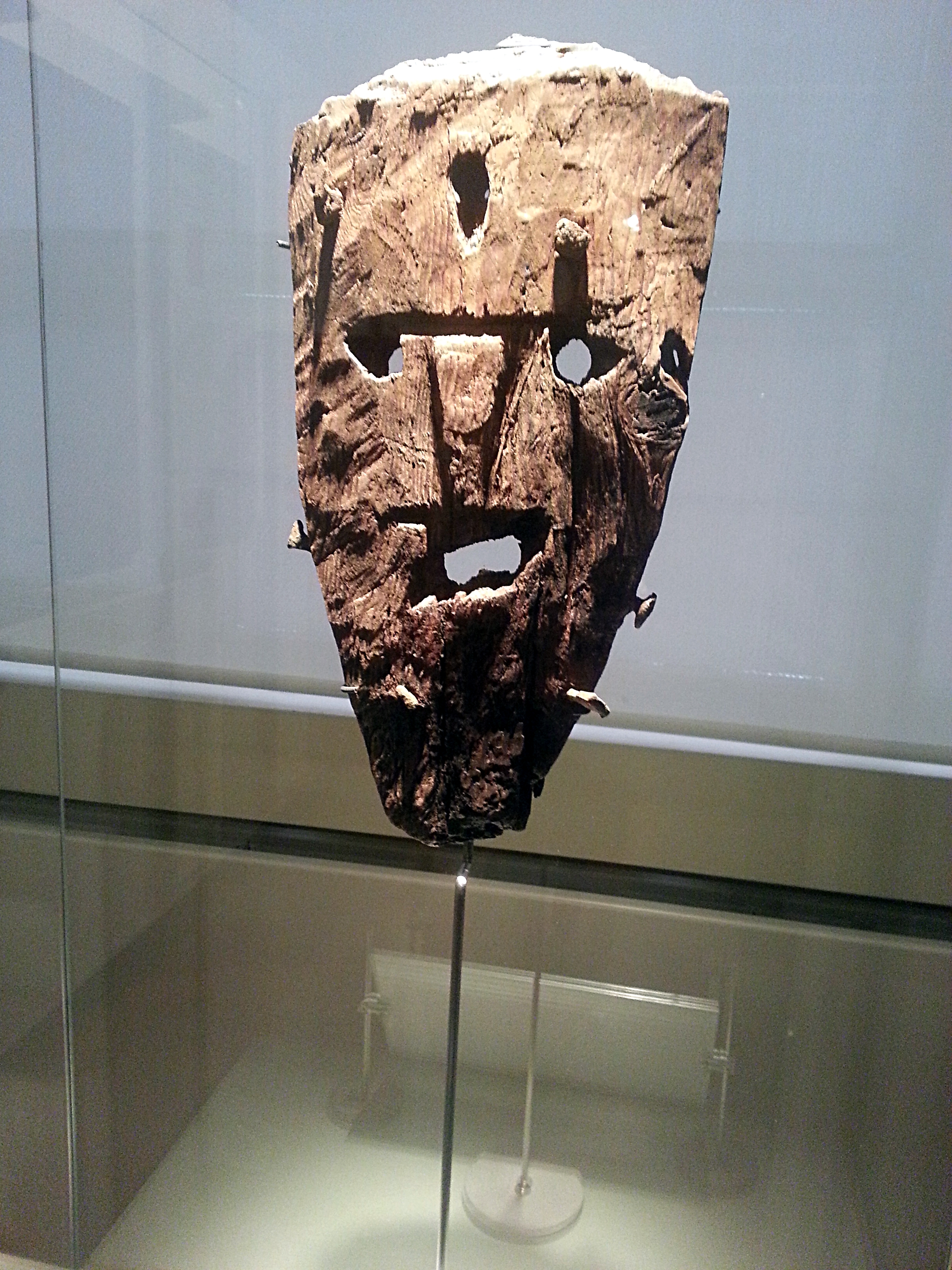mask in National Museum