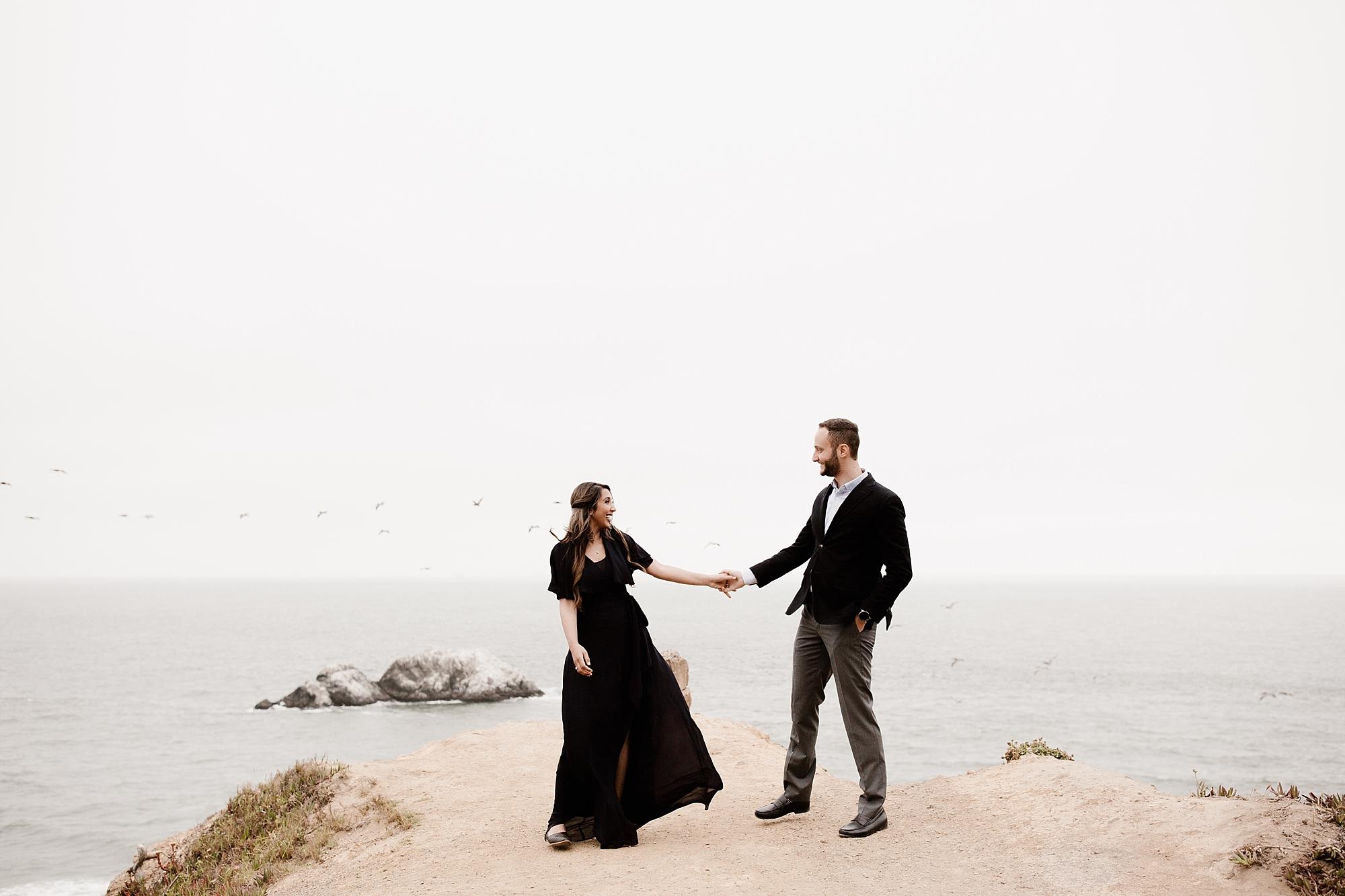 Tamara + Ahmad / San Francisco     ENGAGEMENTS