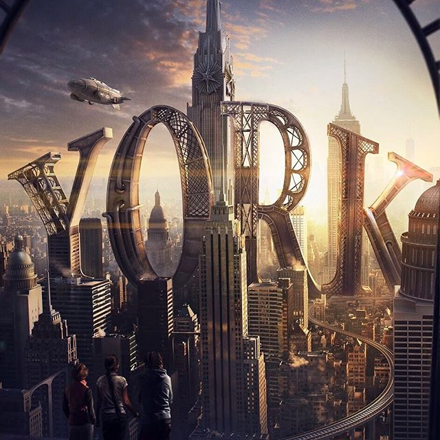 "Book cover illustration for Laura's Ruby ""York. The shadow cipher"". It is a cute kids book taking place in alternative steam park New York, where group of kids trying to solve great puzzles of the founders of the city. Book covers are my favorites :p⠀ ⠀ ⠀⠀ #mattepainting #thegraphicpr0ject #enter_imagination #creatmood #ig_shotz_magic #xceptionaledits #milliondollarvisuals #creatorgrams #manipulationclan #ps_opposites #simplycooldesign #thecreativers #launchdsigns #gramslayers #weekly_feature #visualambassadors #artselect #pr0ject_uno #visual_creatorz #digitallyart #styleframe #newyork #landscape #bookcover #adobe #sashavinogradova #photoshop #lauraruby #york #cinema4d"