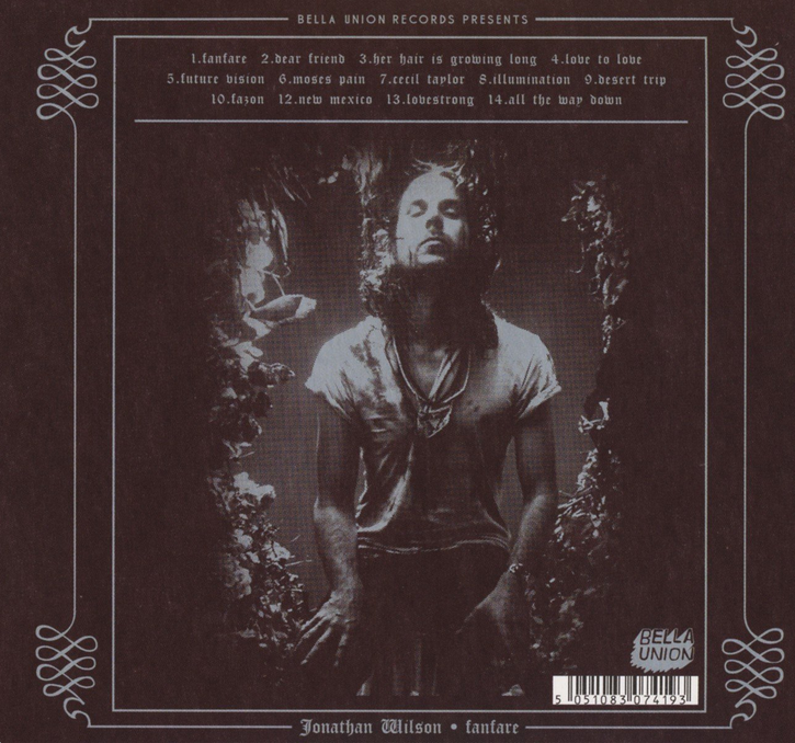 Jonathan Wilson Album