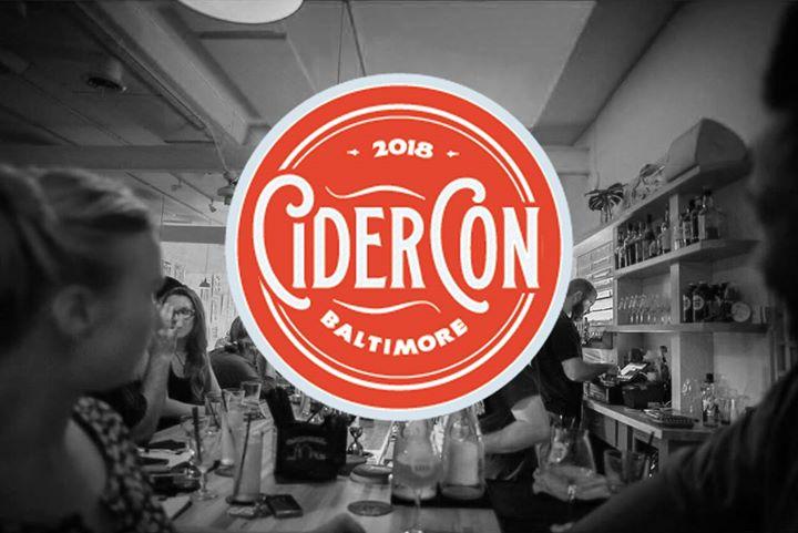 CiderCon 2018 Baltimore