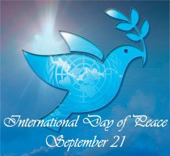 Click to head to PeaceOneDay.com