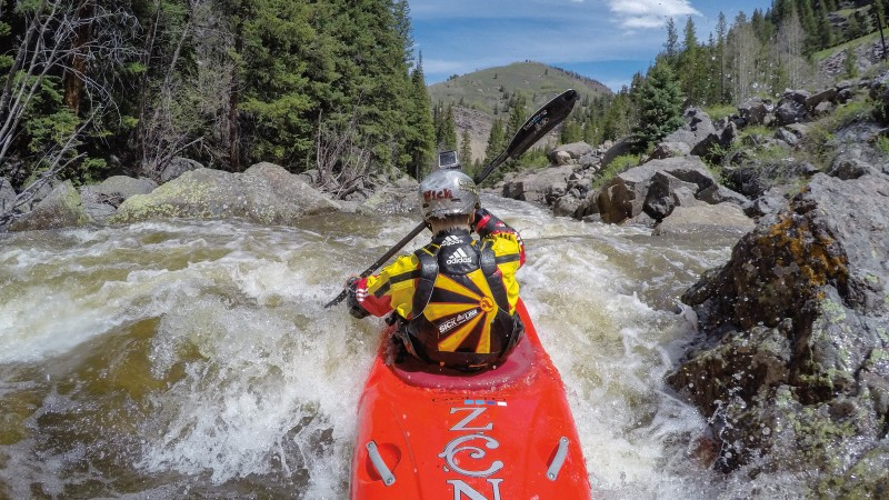 Gear of the 2016 GoPro Mountain Games