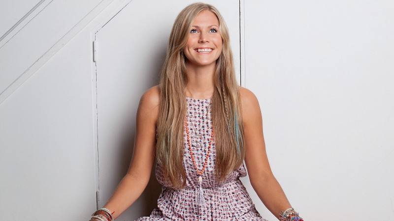 Meet Instagram's Rising Yoga Star