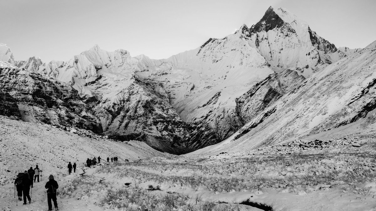 All You Want to Know About Climbing the Himalayas