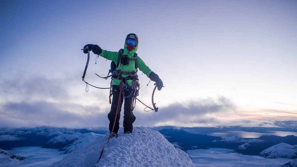 CLIMBING NEEDS MORE FIRST ASCENTS BY WOMEN