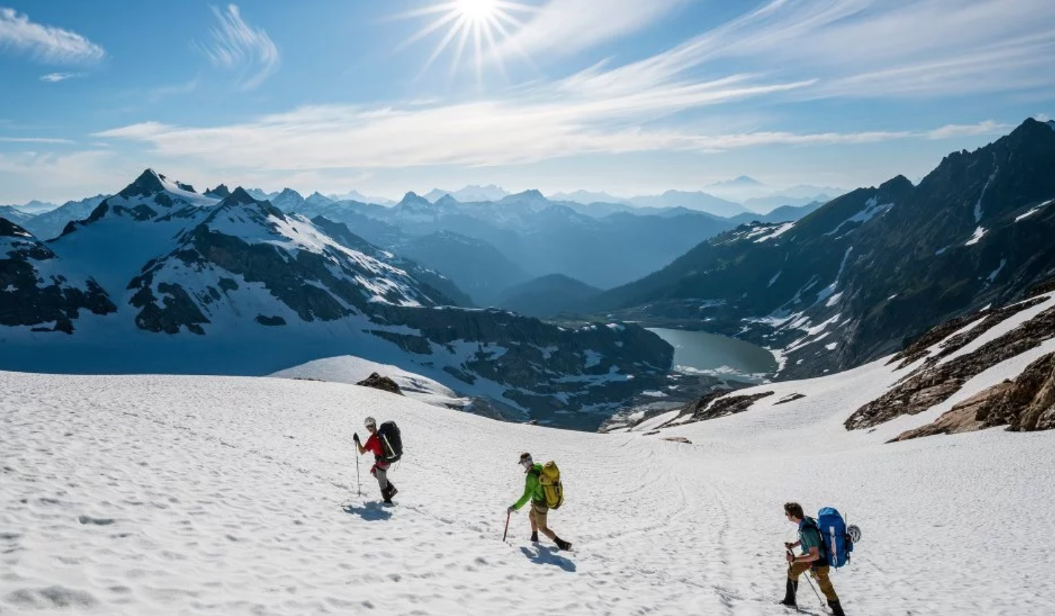 How a Mountain Guide Makes It Work on $35,000 a Year
