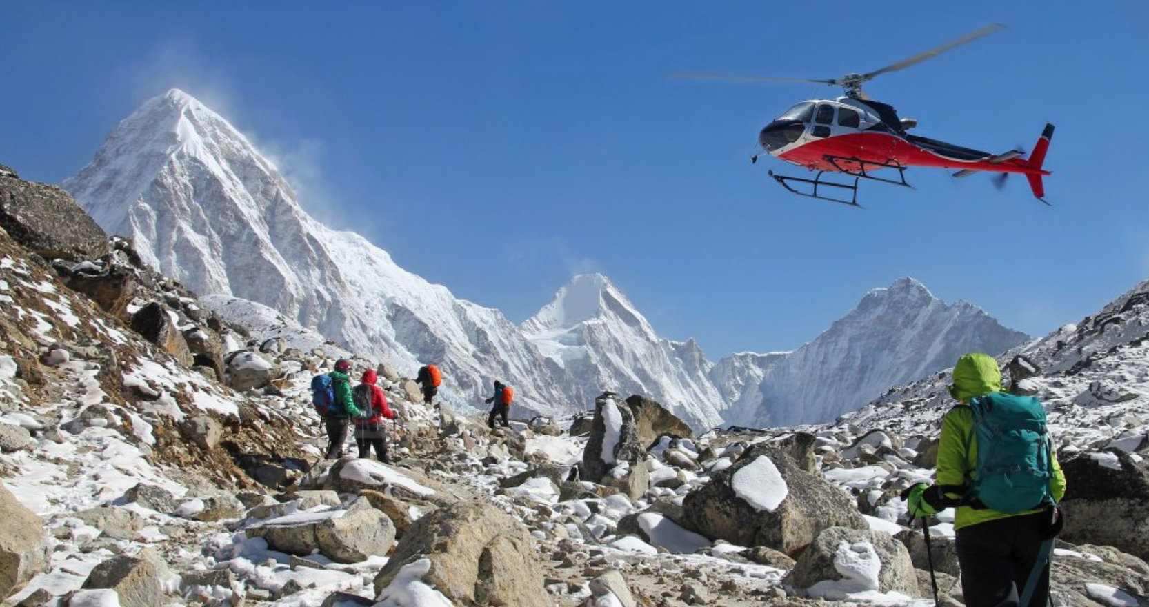 Nepal's Guides Are Making Big Money on Insurance Scams