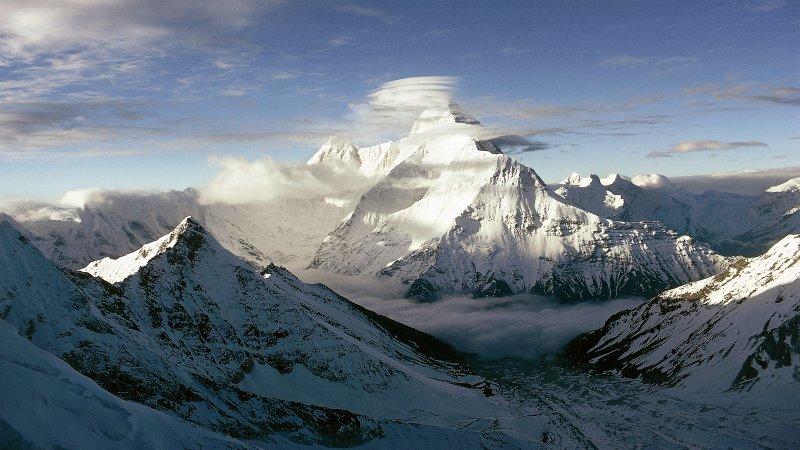 Climbers Presumed Dead on Flanks of Nanda Devi East