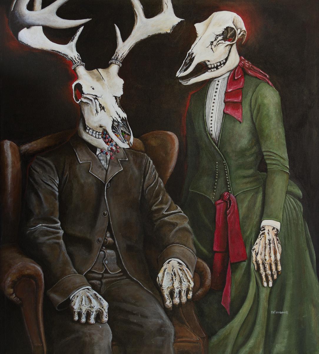 The Old Man & His Bride