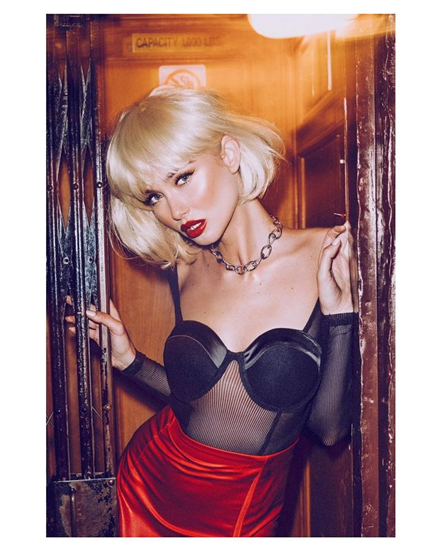 Aleksandra for @qpmag featured in 'Hollywood Nights' editorial. Had such a fun time working with this creative team in a historic building in the heart of Hollywood  Photo | @rex.shooter Stylist | @nicoleaimeec  Make-up | @mua.susie Hairstylist | @robertsteinken1  Model | @alexnikolic89 . . . #editorial #l0tsabraids #ftmedd #hinfluencercollective #fashionweek #bravogreatphoto #musephoto #tangledinfilm #portraitcentral #featuremeofh #wanderingfilm #makeportraits #fashionblogger #publication #nordstrom #fashionistas #wmagazine #featuremeseas #pursuitofportraits #theportraitpr0ject#bazaaronline #ftwwne#voguemagazine