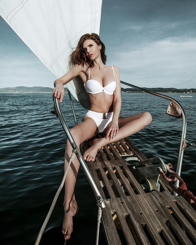 I loved you like the ocean's blue 🌊. Julia Lescova for @elegantmagazine  Creative Team: Photo | @rex.shooter Stylist | @thepolaroidstylist  Make-up | @mua.susie Model | @mua.susie . . . #editorial #l0tsabraids #ftmedd #sailing #fashionweek #sailinglife #musephoto #tangledinfilm #sailboat #featuremeofh #wanderingfilm #makeportraits #fashionblogger #publication #nordstrom #fashionistas #wmagazine #featuremeseas #pursuitofportraits #theportraitpr0ject#bazaaronline #ftwwne#voguemagazine