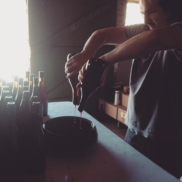 The Other Right wines - waxing our 2014 Summer release!!