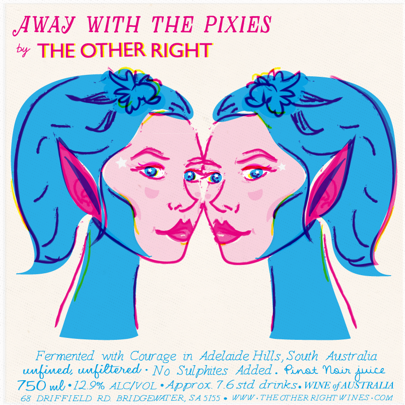 The Other Right Wines - Away With The Pixies