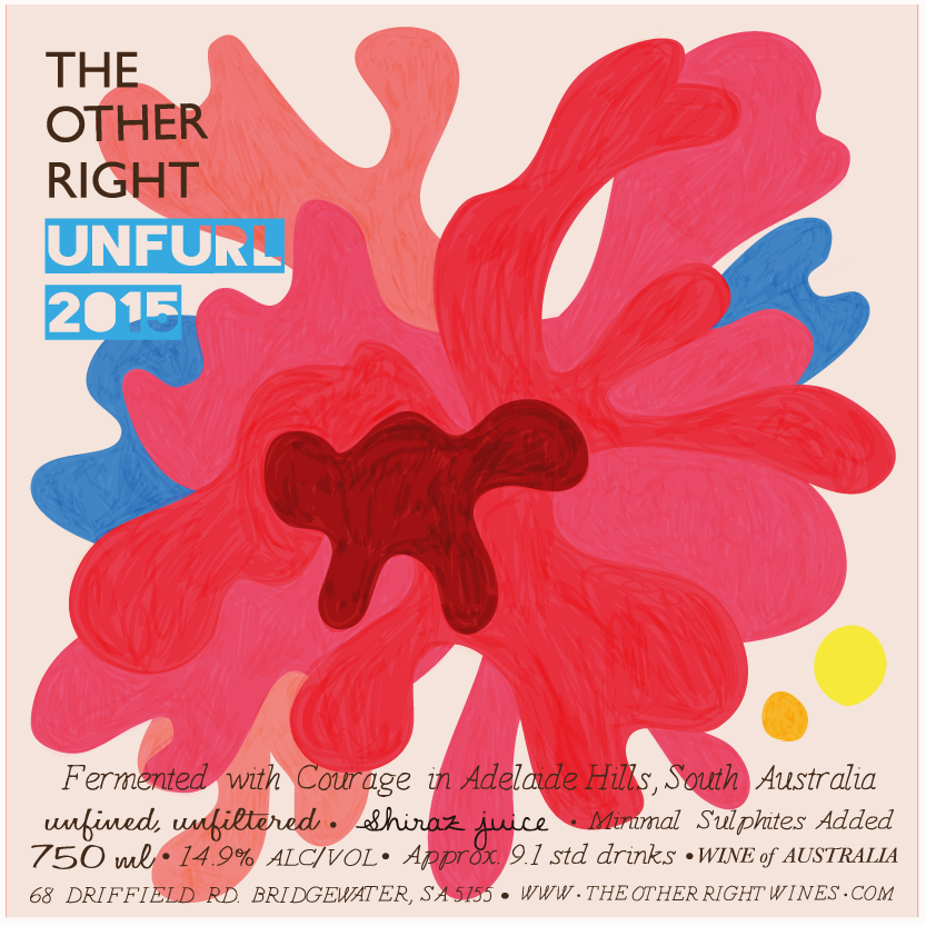 The Other Right Wines - UNFURL 2015