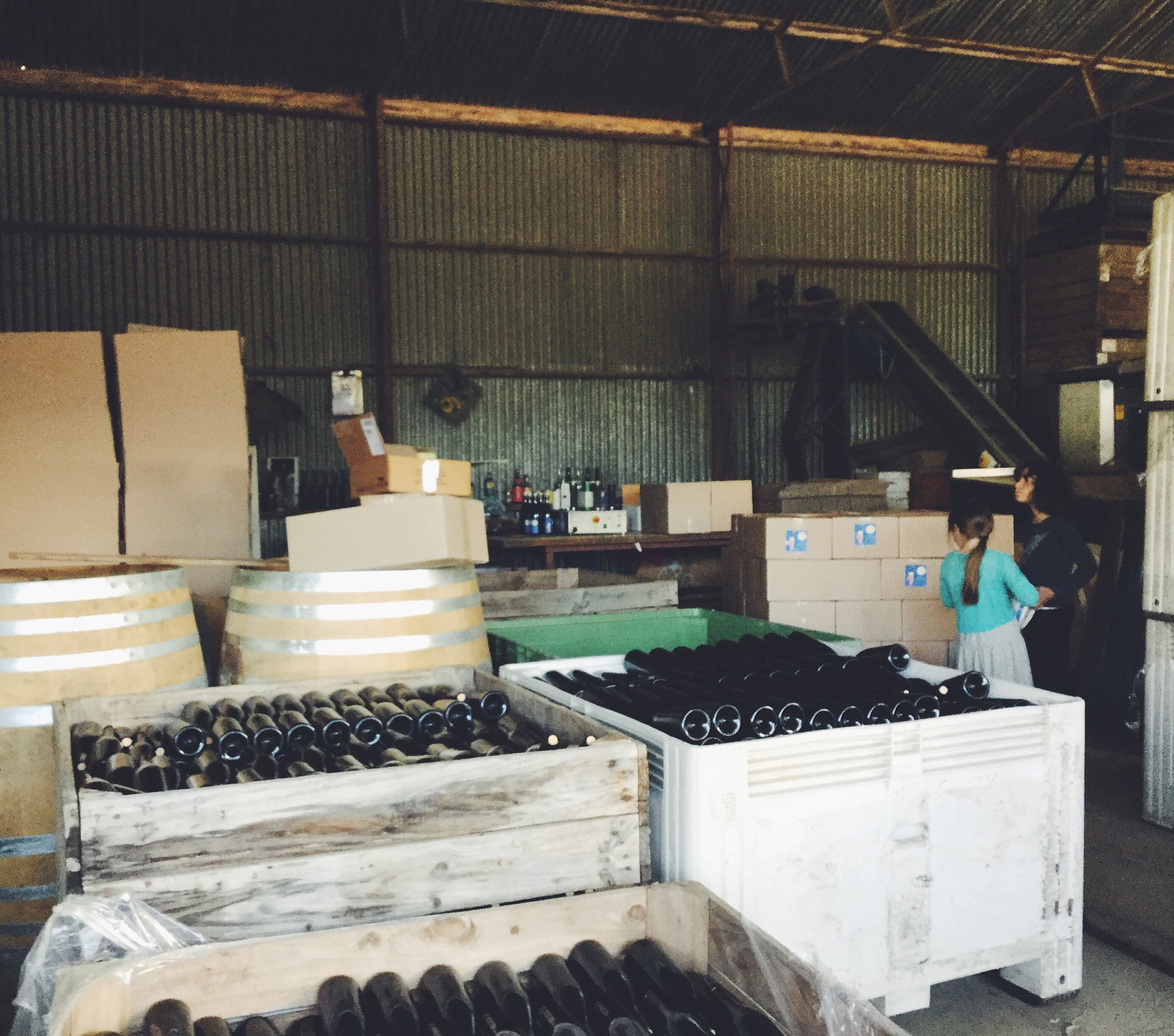 The other Right - Wine - Bottling