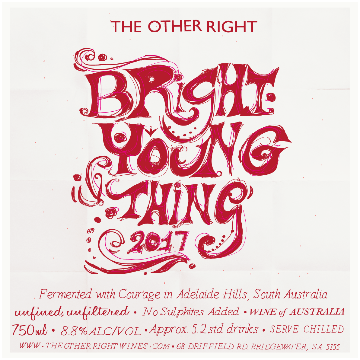 The Other Right WInes - Bright Side of Life