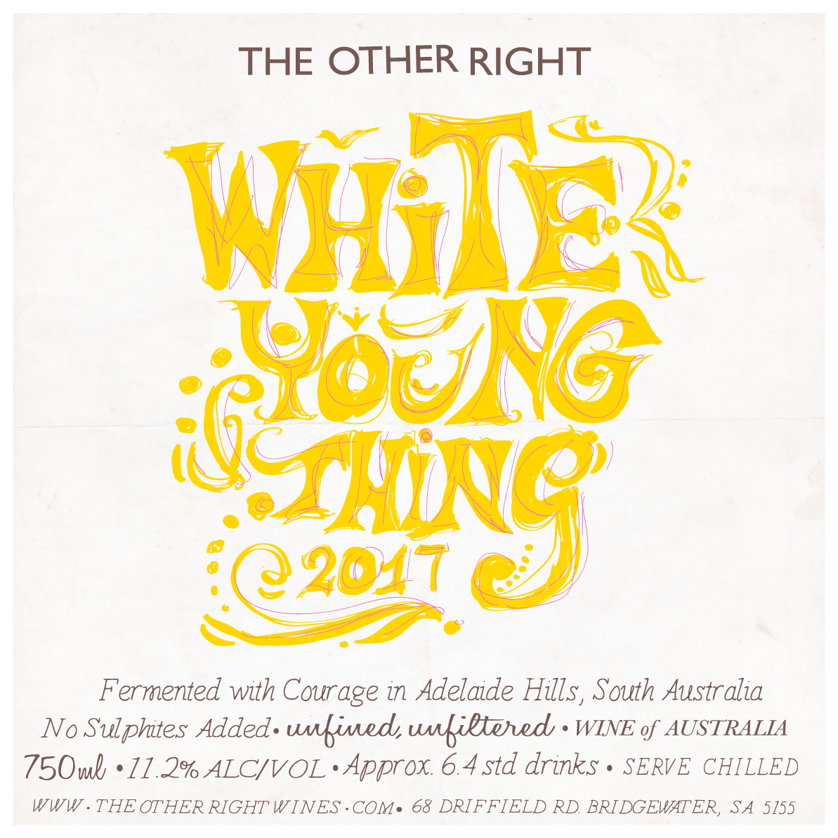 The Other Right Wines -  UNFURL 2016