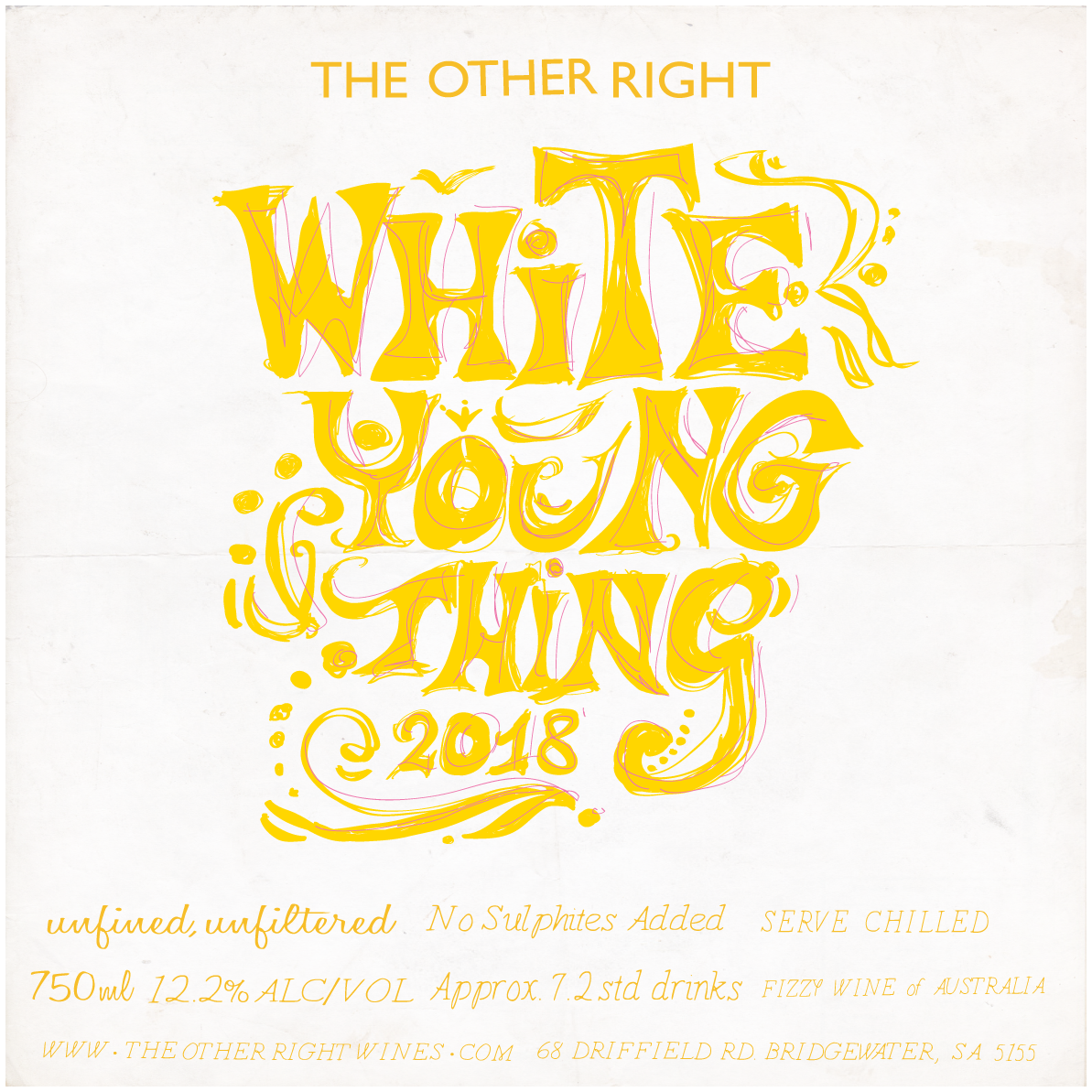 The Other Right Bright Young Pink 2018