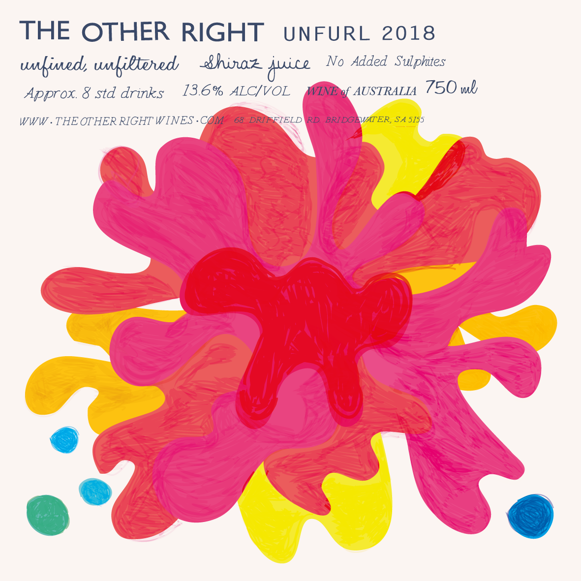 The Other Right WInes - Love Potion 2018