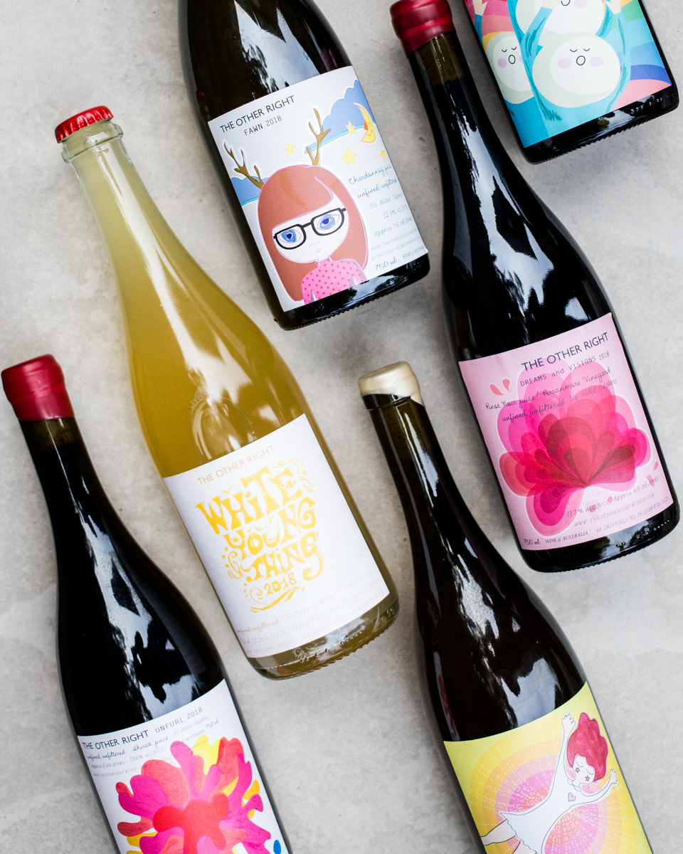 The Other Right Autumn 2019 wines