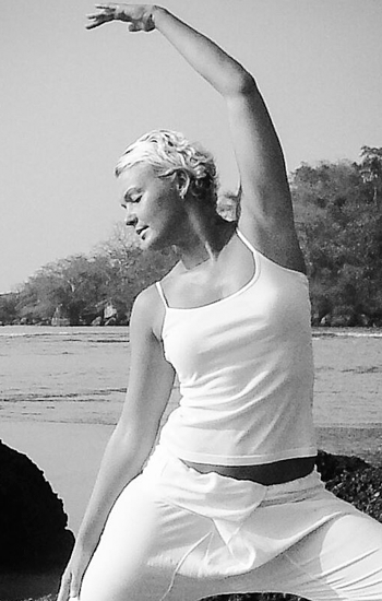 Giedre is a Lithuanian currently working in Greece where she teaches Kaula Yoga. She is also a dedicated student in Sanskrit.