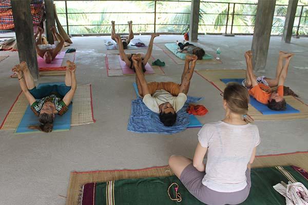 7 Day Tantra Yoga Retreat Holidays Shri Kali Ashram