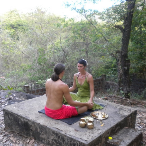Tantra teaches reintegration with the Whole and highlights life from a wholesome perspective