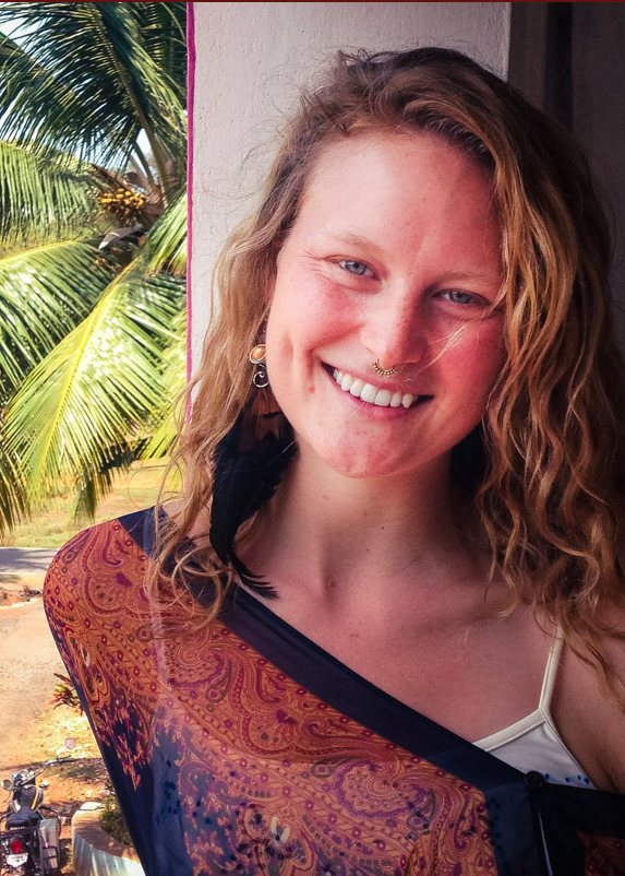 Monica is originally from Chicago. She is a free spirit who is currently enjoying traveling the world with her love, Khaled Matar, another Shri Kali Student. They are both serious students of the Kaula system. You never know where you will catch her next.