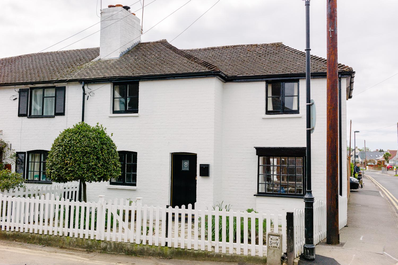 Silver Street Cottage Christchurch