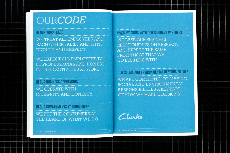 Clarks Welcome Handbook