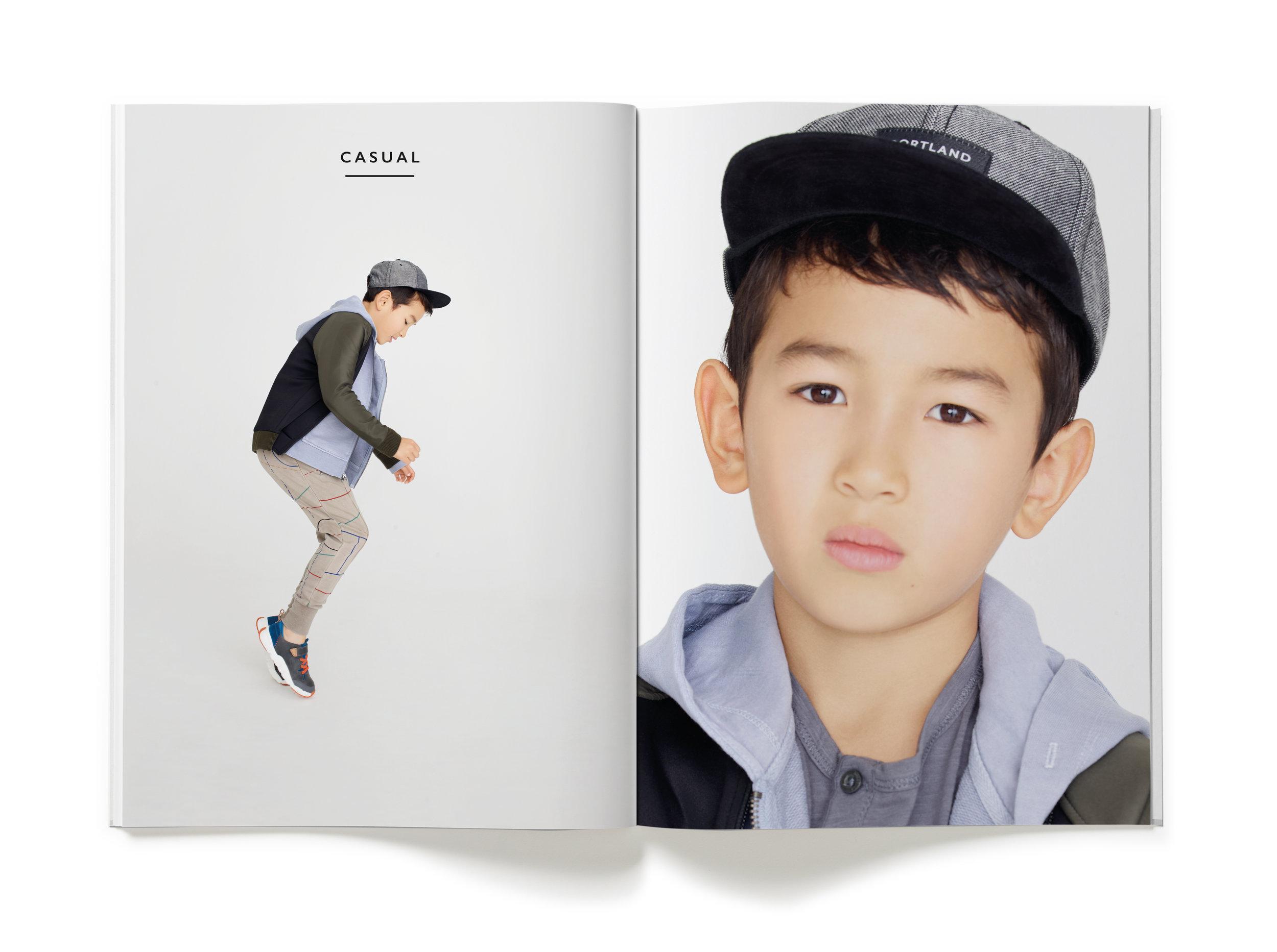 Clarks AW17 Kids Trade Catalogue