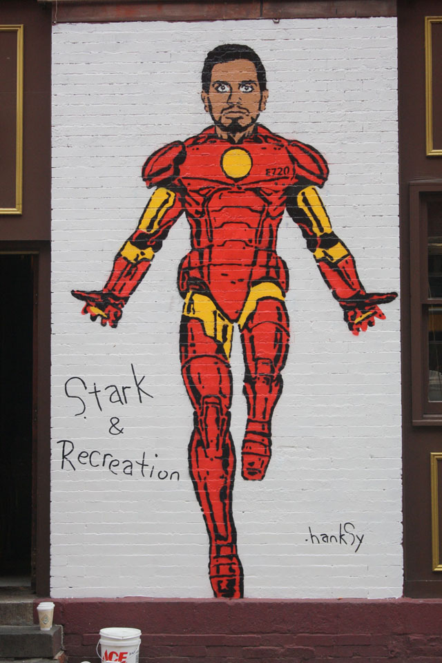Stark & Recreation