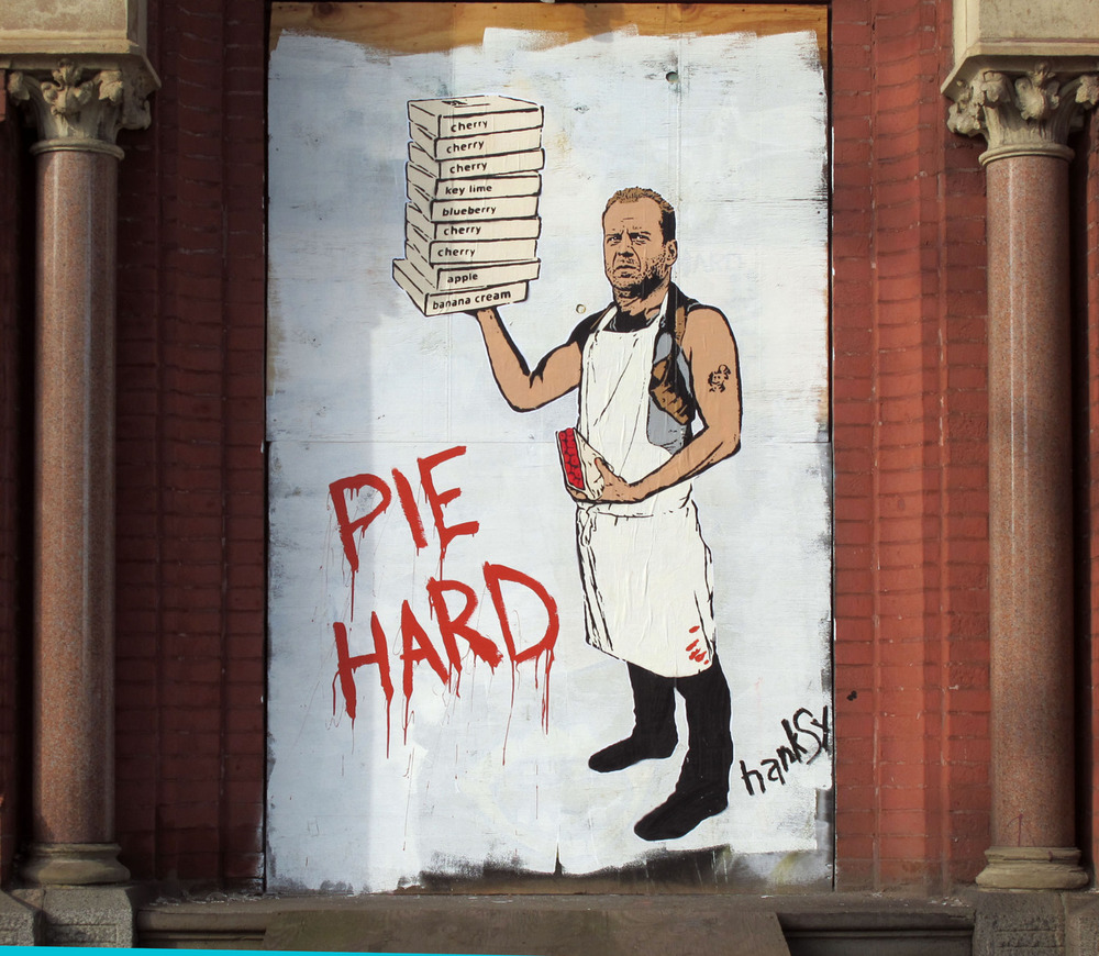 Pie Hard, Bushwick, Brooklyn