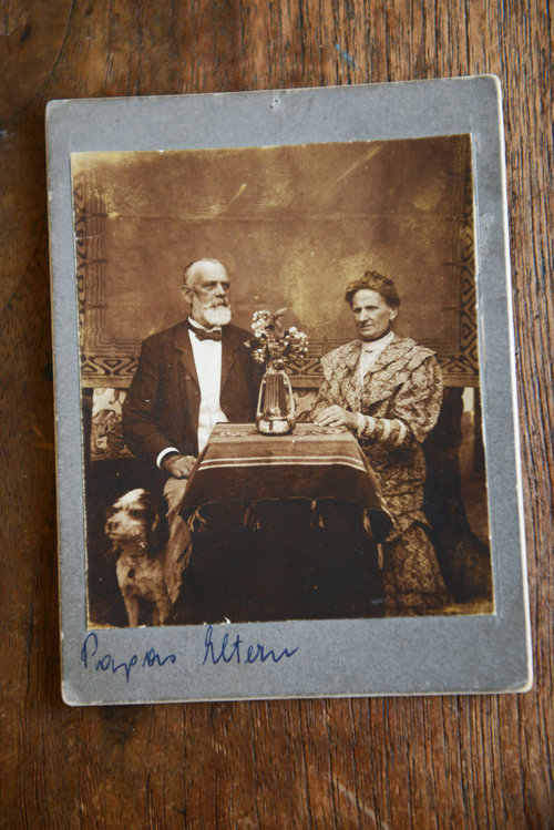 My great-grandparents (ca. 1875)