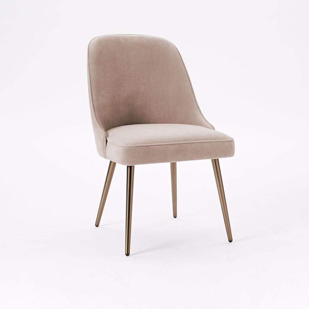 West Elm Upholstered Dining Chair