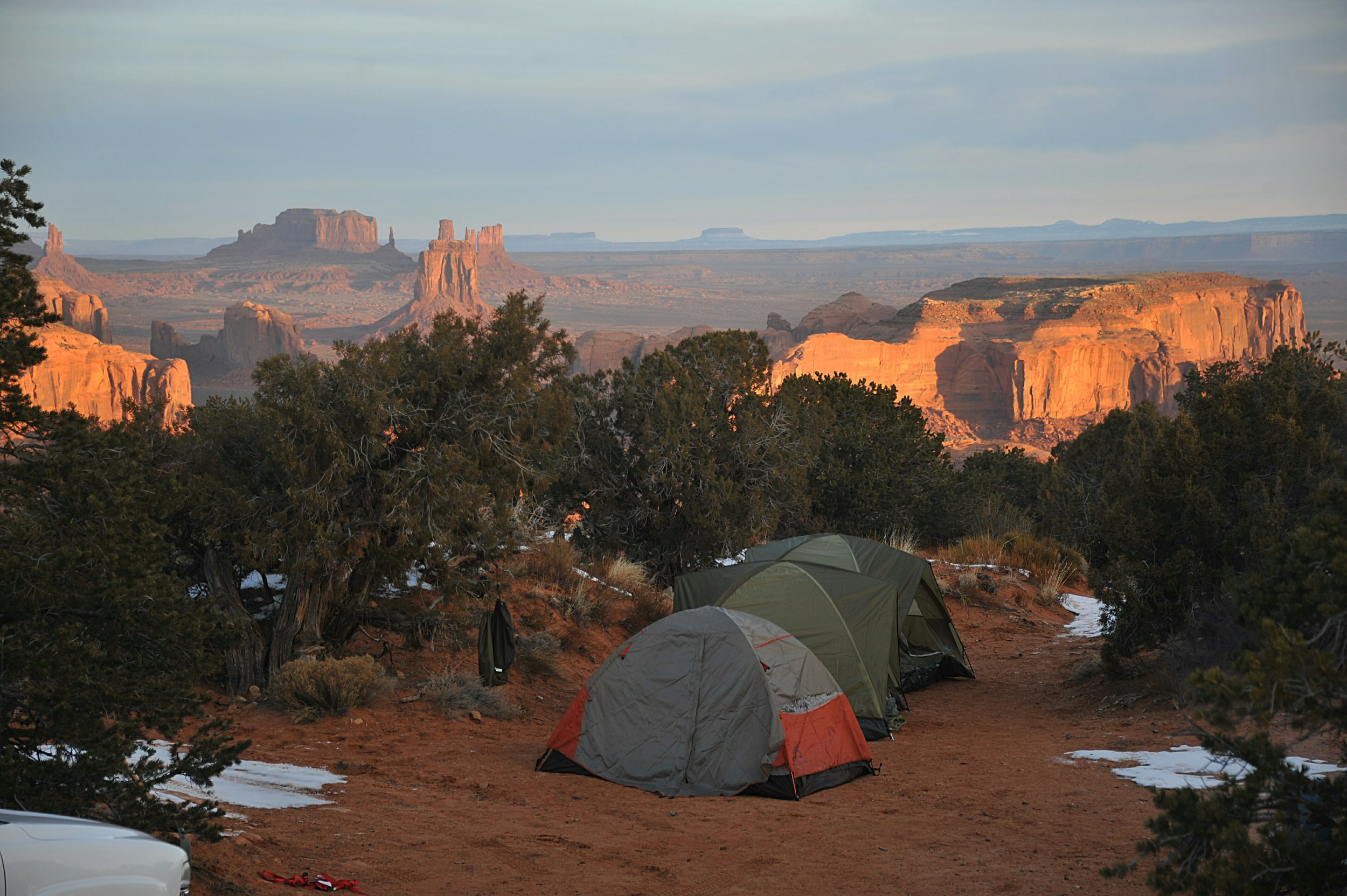 Overnight 18 hour Hunts Mesa Tour.