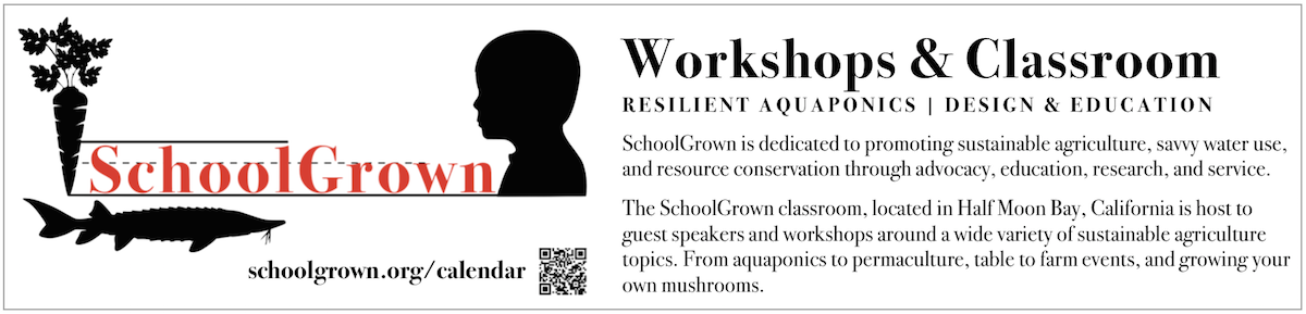 Add the banner to your webpage, or social media, and link to our calendar page to connect others with SchoolGrown classes and events.