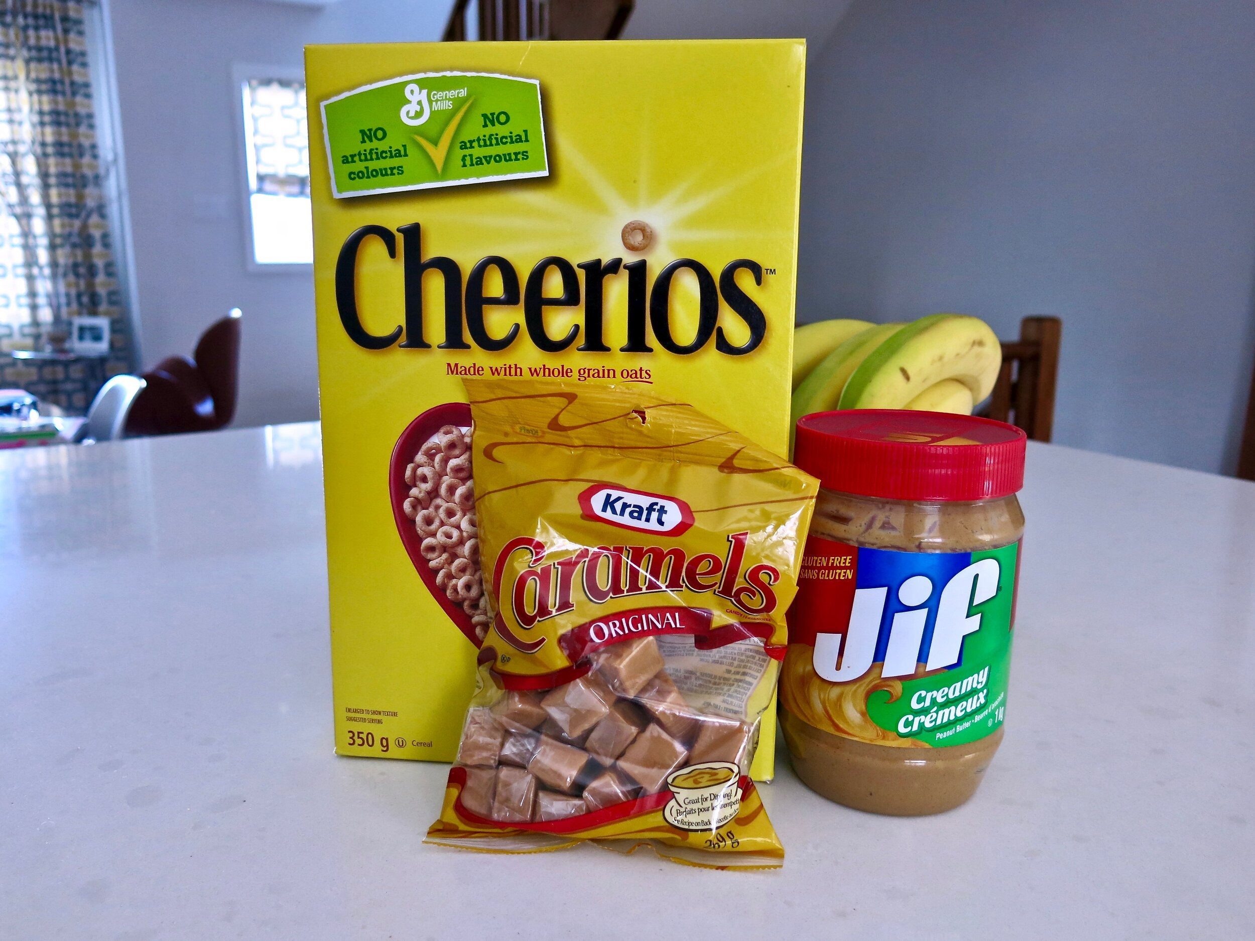 This is what breakfast looked like growing up.